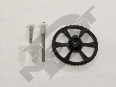 ND-YR-AS026 Tail Drive gear set - Rave 450