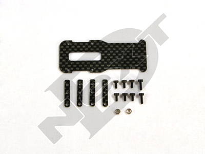 ND-YR-AS048 Carbon, small parts set - Rave 450