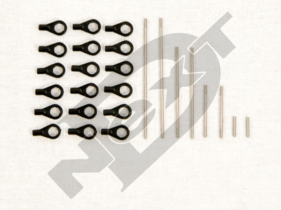ND-YR-AS061 Control rod set - Rave 450