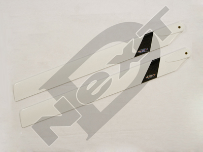 ND-YR-AS081 Rave 450 Carbon Main Blades 325mm Next-D