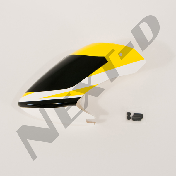 ND-YR-AS089 Canopy set, painted(yellow) - Rave 450