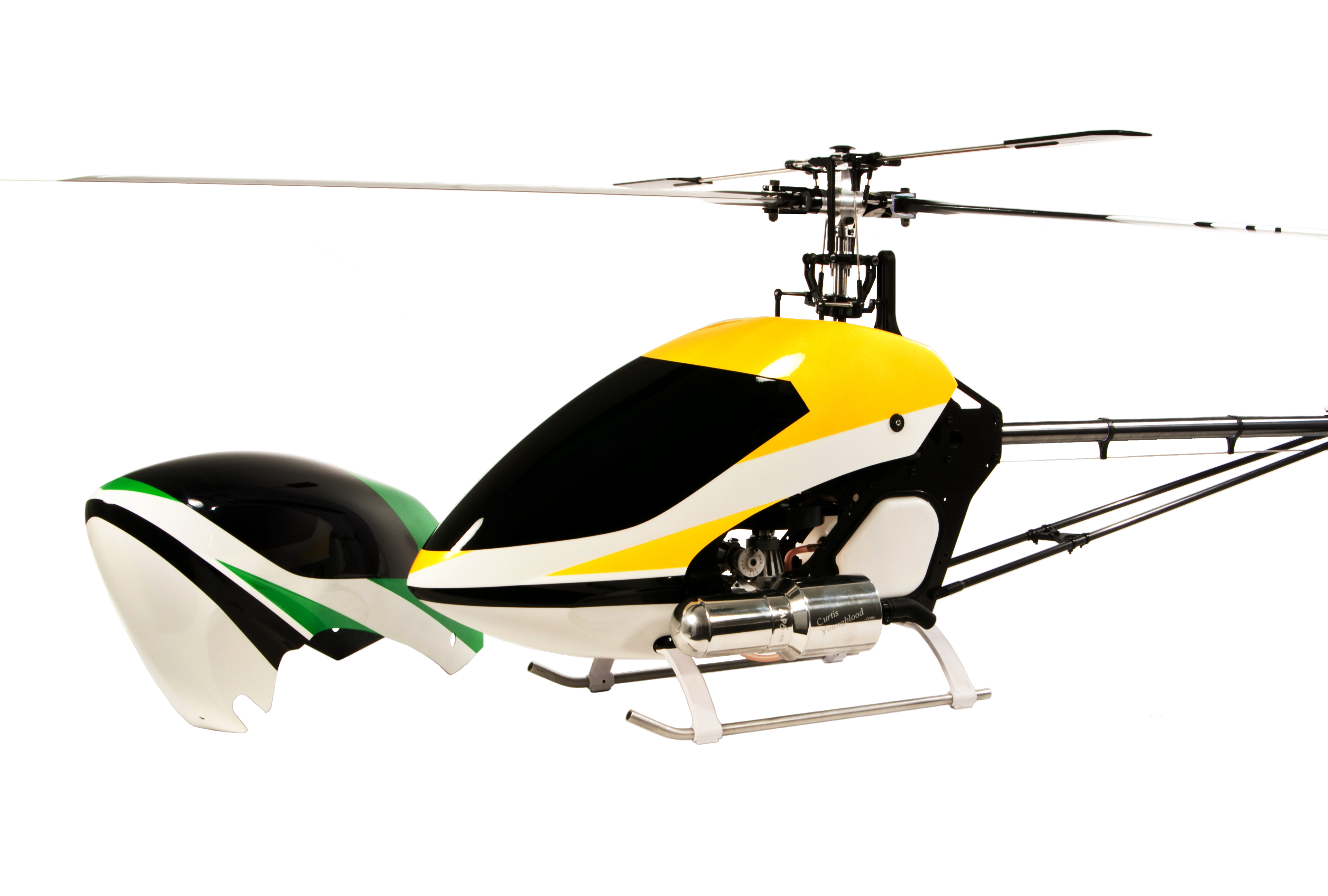 ND-YR7-AS1117 - Painted Canopy-Yellow R7