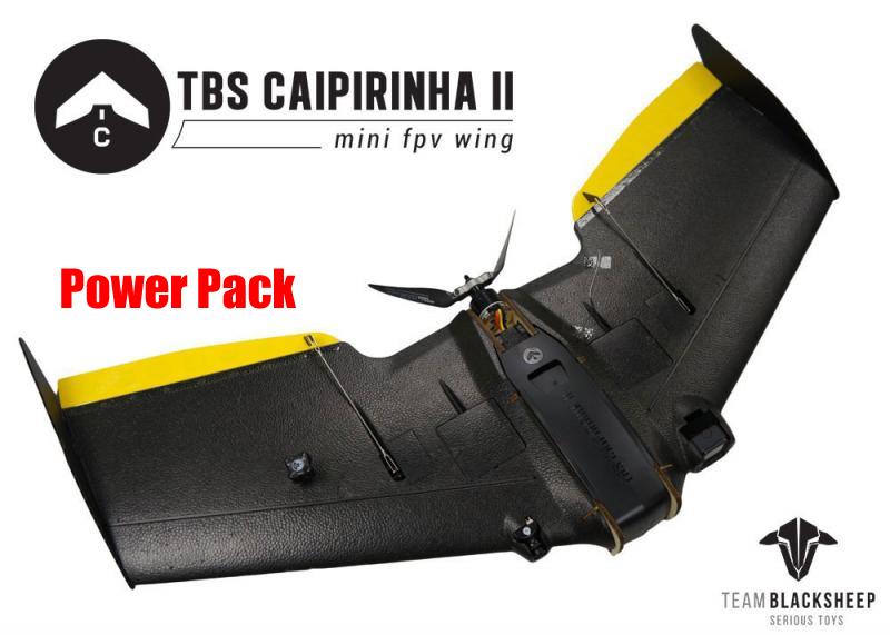 TBS Caipirinha 2 Kit + Power Pack ※在庫有り