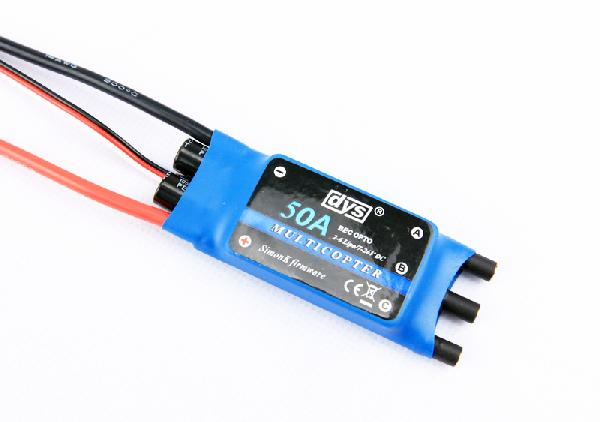 DYS 50A 2-6S Speed Controller (Simonk Firmware) for Multicopter