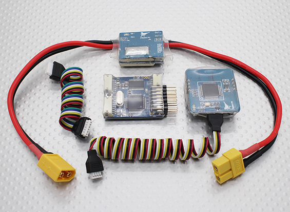 Dianmu FPV Flight Controller System OSD/GPS/RTH/Barometer