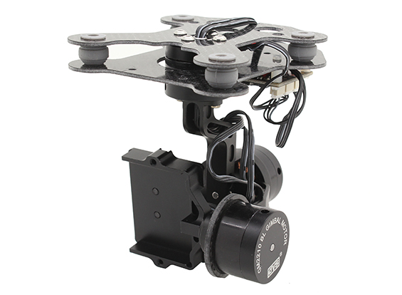 DYS Smart3 3軸 GoPro Gimbal with AlexMos Control Board (BaseCam)