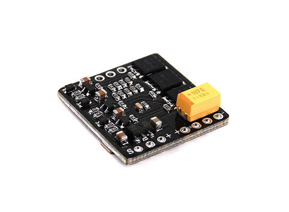 Mini 15A (2~6S) Brushless Speed Controller Opto (No Wires)