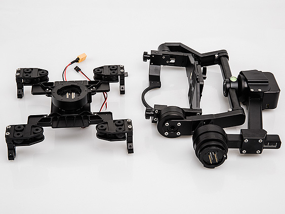 ZeusCam A-A7S Aerial Photography Stabilized Gimbal ※在庫あり