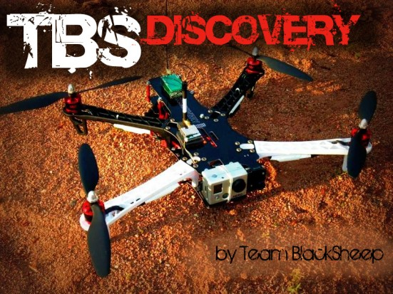 TBS DISCOVERY (Top / Bottom Plate)Kit