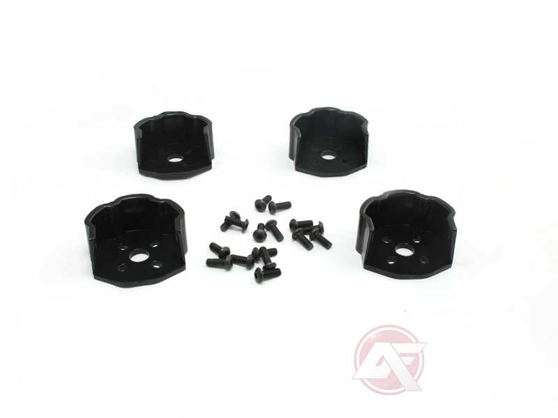AerialFreaks Plastic Motor Cover For QAV250/QAV-R - Black
