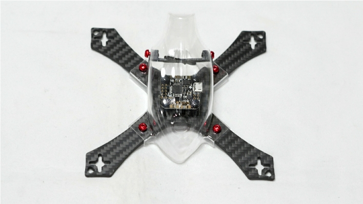 Aero150X FPV Racing Quadcopter Frame Kit