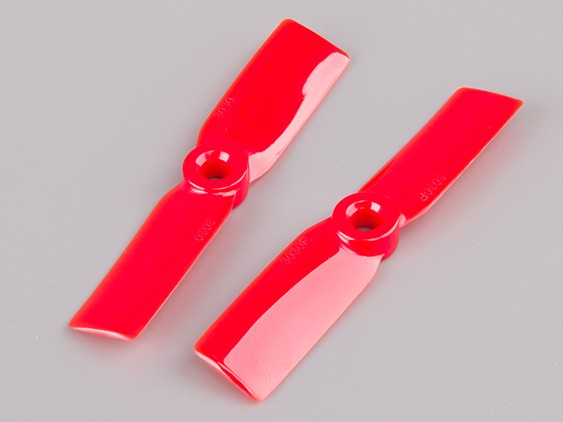 BeeRotor 3x3 Bullnose Propeller - Red(4pairs/bag)