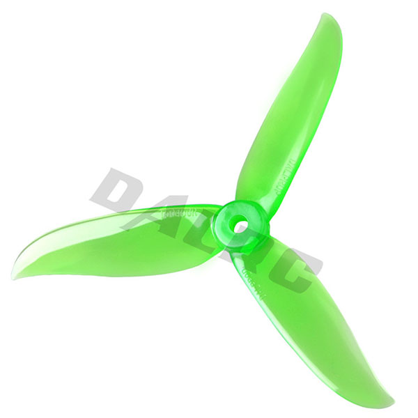 DALPROP T5046C 5 inch Tri-blade Propeller Set (2CW/ 2CCW) - Gree