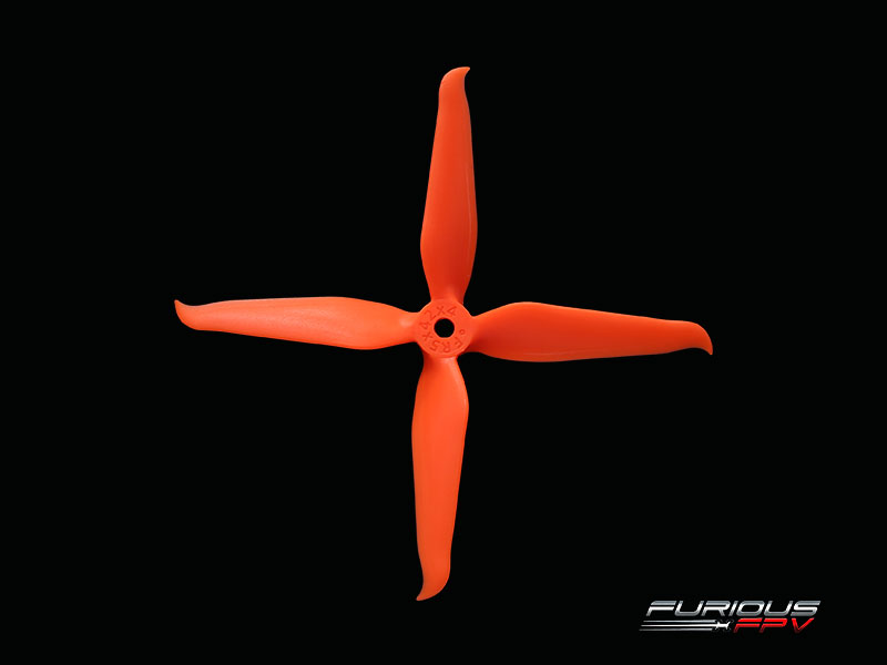 Furious RageProp 5042-4 Race Edition Propeller (2CW - 2CCW) - Or