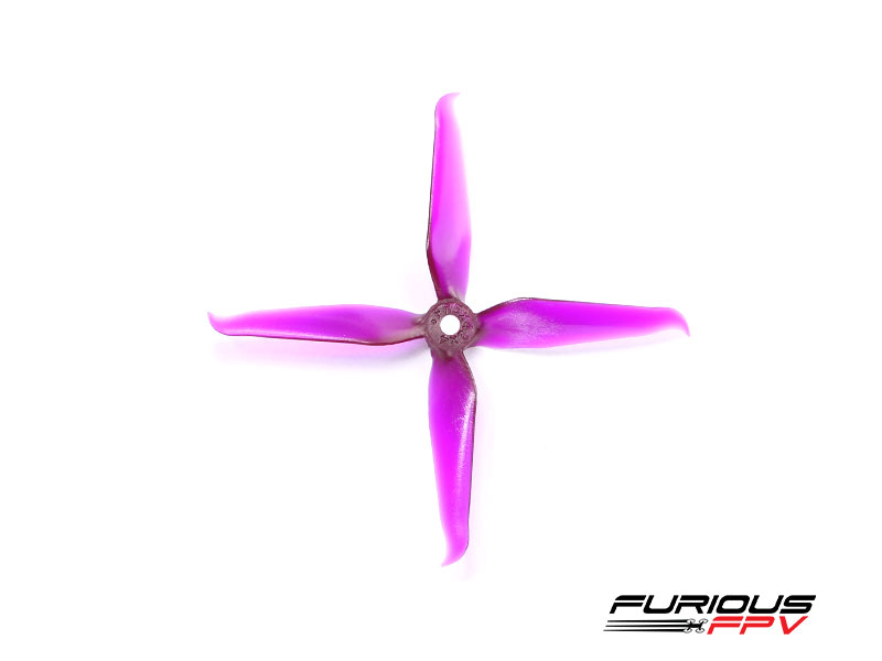 Furious RageProp 5042-4 Race Edition Propeller (2CW - 2CCW) -Pur