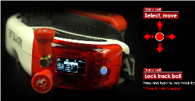 Dominator用FuriousFPV True-D X - Red