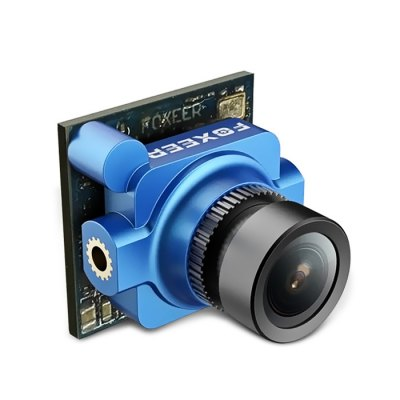 FOXEER ARROW Micro V2 FPV Camera Built in OSD(Blue)