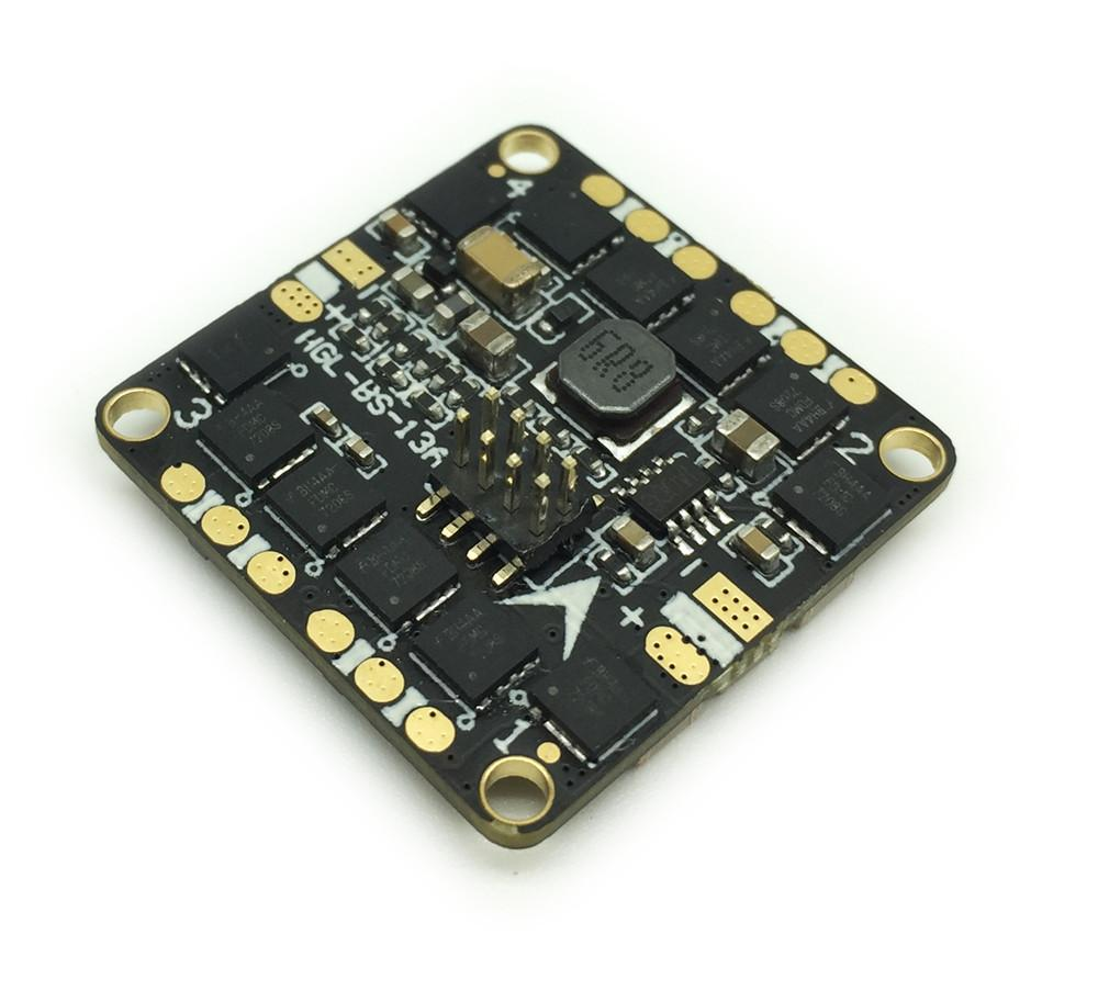 HGLRC 13A BLheli_S BB2 2-3S 4 In1 ESC for F413