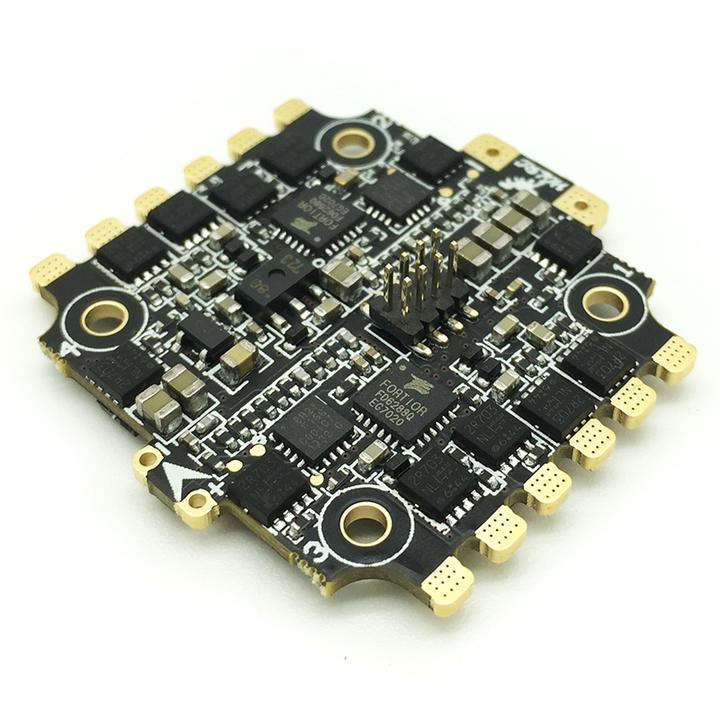 HGLRC 28A BLheli_S BB2 2-4S 4In1 Dshot600 ESC for F428