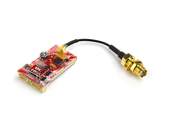 ImmersionRC Tramp HV 5.8GHz FPV Video Transmitter V2 (Internatio
