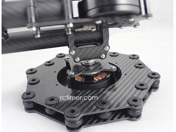 RCTimer Legacy 3-Axis Aerial Version DSLR Brushless Gimbal