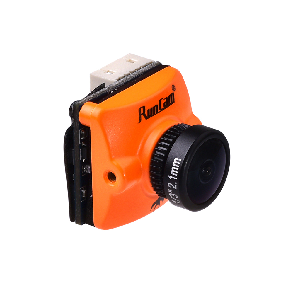 RunCam Micro Swift3 V2 Orange FPV CCD Camera 2.1mm