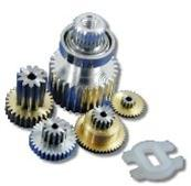 MKS Metal Gear Conversion Kit for Futaba BLS257/S9257