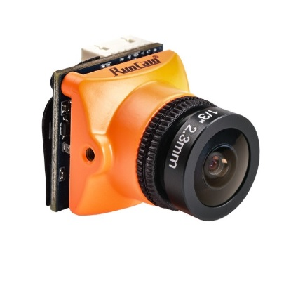 RunCam Micro Swift3 Orange FPV CCD Camera 2.1mm