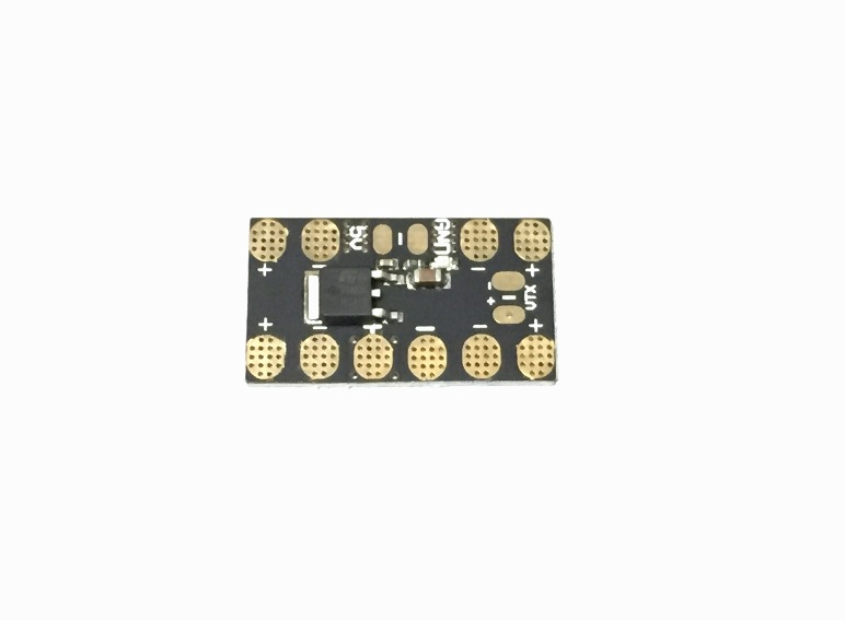 DALRC Mini Power Distribution Board With 5V BEC LED Lights