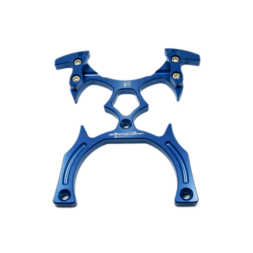 SECRAFT-Transmitter Stand V3 (Blue)