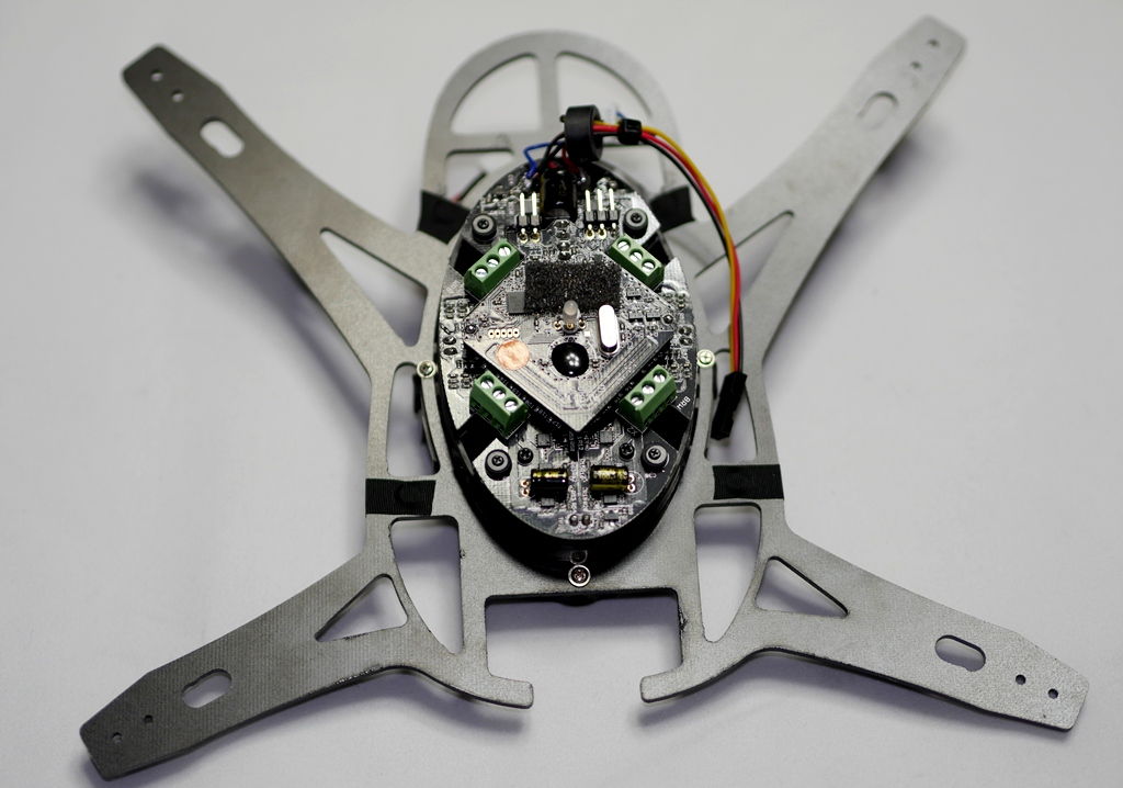 Bandit Aero Quadcopter Carbon Frame Kit (One Xtreme conversion)