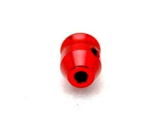 SECRAFT Transmitter Switch Cap_Normal Red