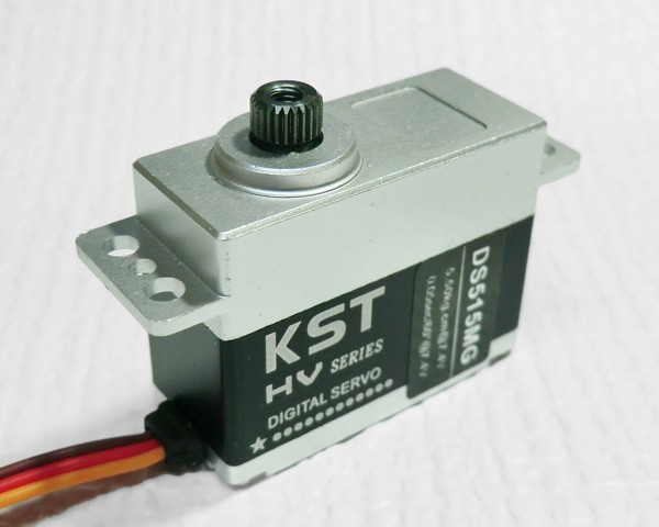 KST DS515MG High Voltage Servo (6.5kg/0.05sec)