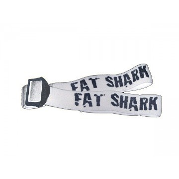 Fat Shark Head Strap(Gray)