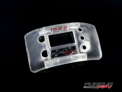 Dominator用Furious FPV True-D Spare Cover V3/3.5 (Transparent)