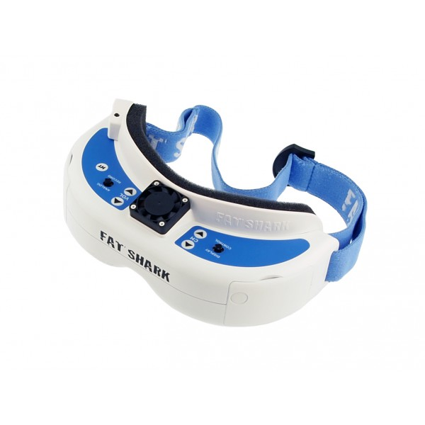Fat Shark Dominator V3 FPV Headset System ※入荷