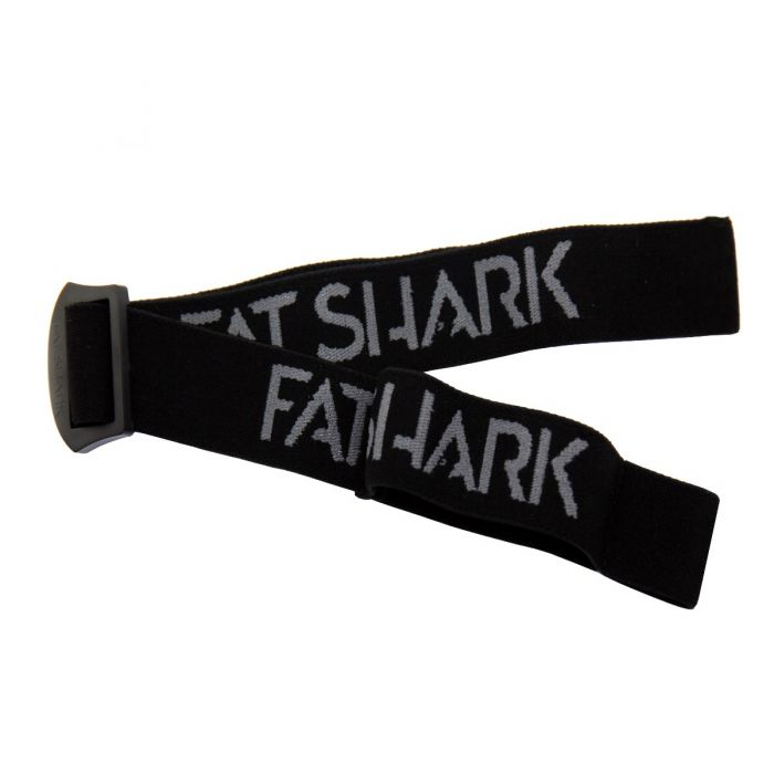 Fat Shark Headstrap with new Fat Shark Logo