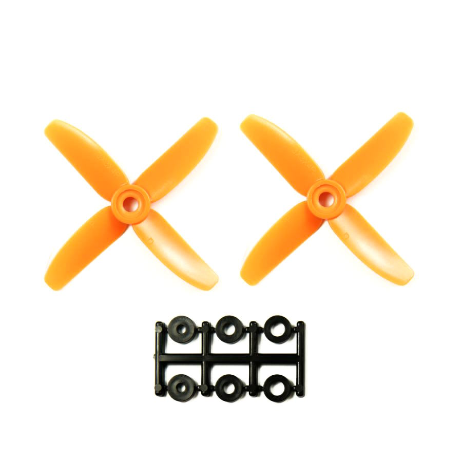 HQ-Prop 3030-4 CW Propeller (Orange)
