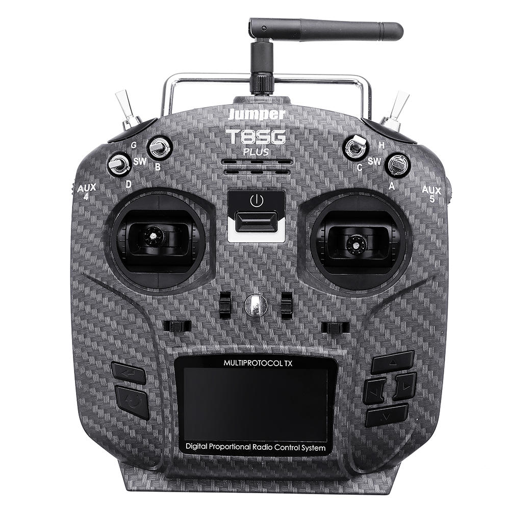 Jumper T8SG V2.0 Plus Carbon Special Edition Radio TX(Mode2)