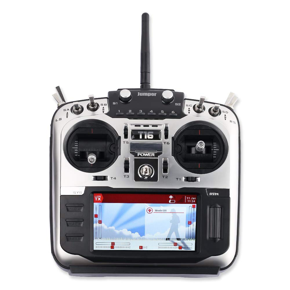 Jumper T16 Pro Open Source Multi-protocol Radio TX(Mode1)