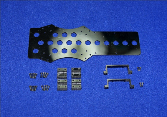 Micro DISCOVERY Frame Conversion Kit (PP Plate)