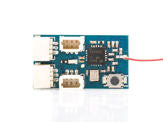 Mini RX 1.1g compatible with DSM2(8CH)