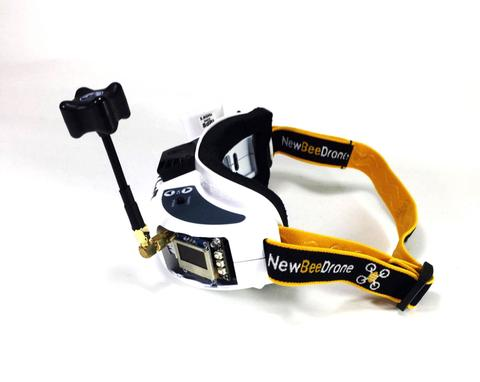 New Bee Drone Goggle Head Strap