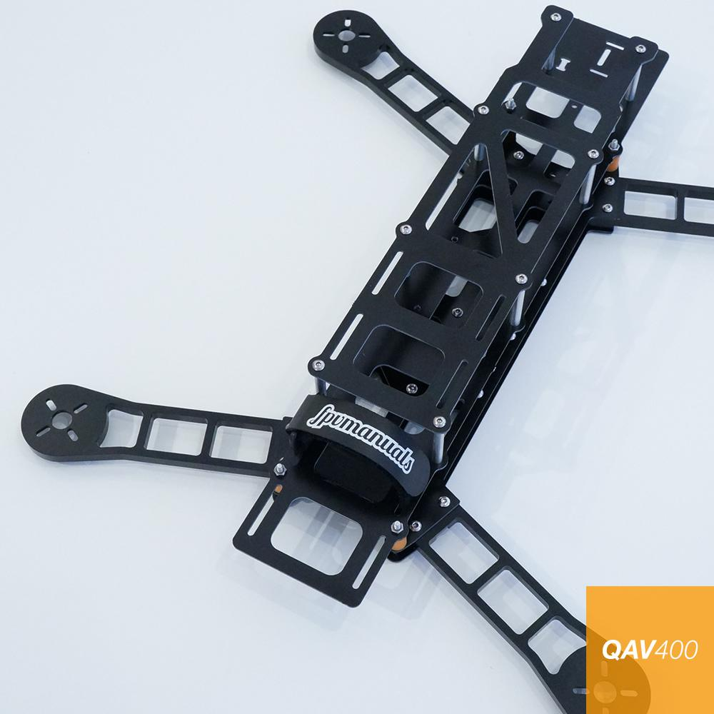 QAV400 FPV Quadcopter Kit