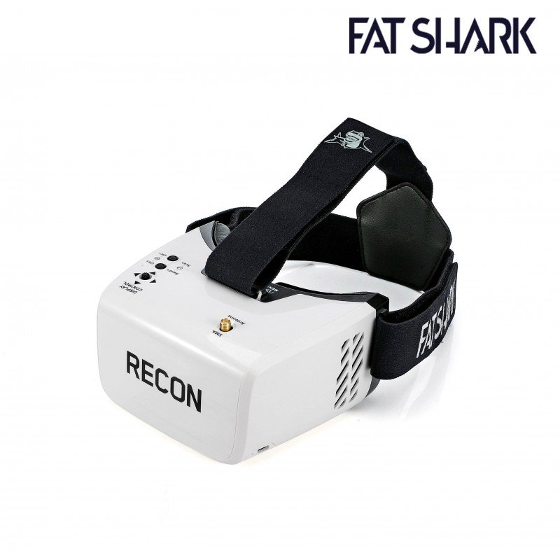 Fat Shark Recon V2 FPV Goggles(DVR付)※入荷