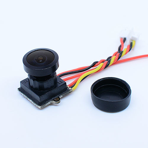 "800TVL 1/3"" CMOS 2.3mm Micro FPV Camera w/OSD"