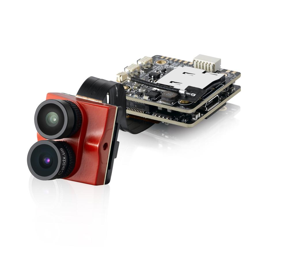 Caddx Tarsier V2 FPV Camera DVR 4K HD Recording OSD(RED)