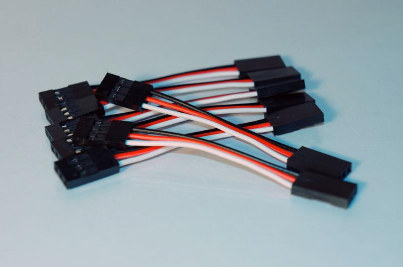 TBS Short Servo Extensions