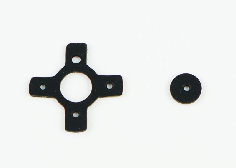 9pcs Soft-Mount Silicone Kit 1mm