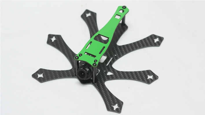 Vespa150 FPV Hexacopter CF Light Frame Kit